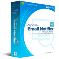 email notifier — monitor all your POP3, IMAP4 and Gmail accounts simultaneously.